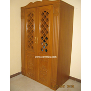 woodwork designs for pooja room