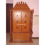 Cabinets Pooja Rooms Gopuram Model Pooja Rooms