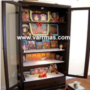Pooja Stand Designs Images : Pooja rooms pooja room designs online modular pooja rooms pooja
